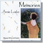 A Handful of Memories piano music | Picture of Annie Locke Memories album cover