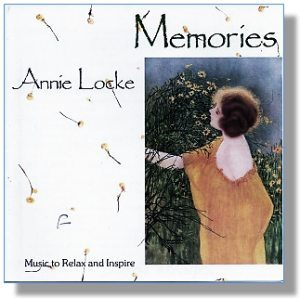 Memories album by Annie Locke | cover image