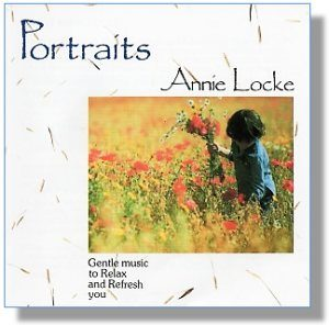 Portraits album by Annie Locke | cover image
