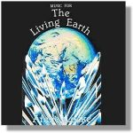 Annie Locke | Picture of Annie Locke's The Living Earth album cover
