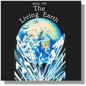 Annie Locke Downloads and CDs | Picture of Annie Locke's The Living Earth album cover