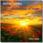 Annie Locke | A Glimmer of Hope | album cover image