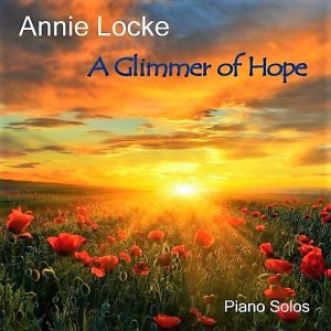 A Glimmer of Hope | album cover image | Annie on One World Music Radio