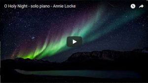 Music Videos | Annie Locke Music | O Holy Night image