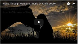Music Videos | Annie Locke Music | Riding Through Montana image