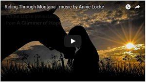 Annie Locke Music | Riding Through Montana image