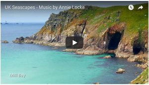 Music Videos | Annie Locke Music | UK Seascapes image