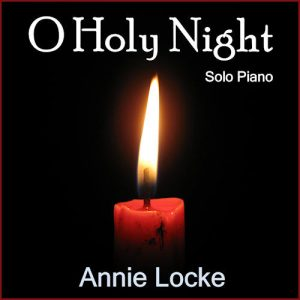 O Holy Night by Annie Locke | Cover image