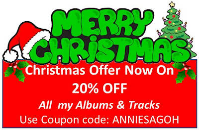 Annie Locke Xmas Offer image