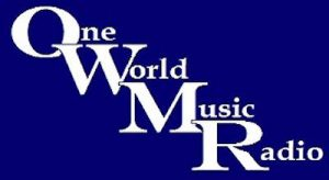 Annie Locke website | One World Music Radio | logo