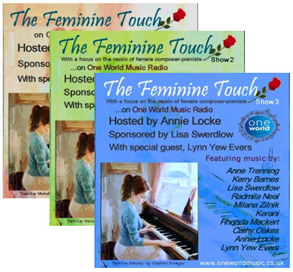 Three Feminine Touch posters image