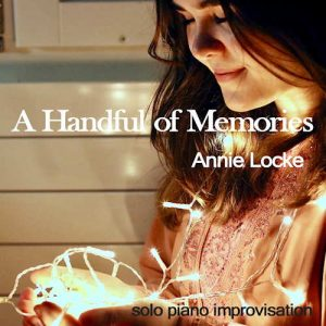 Annie Locke Music | A Handful of Memories piano music | 500x96 image