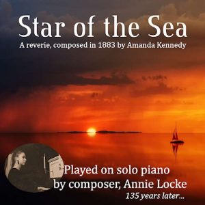 Annie Locke Downloads and CDs | Star of The Sea | 500x96 image