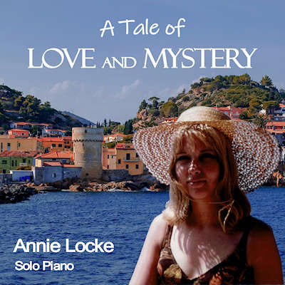 A Tale of Love and Mystery music by Annie Locke | single | cover 400x96 image