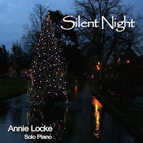 Silent Night version by Annie Locke   500x96comp image