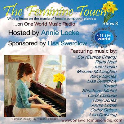 OWM Radio Feminine Touch 8 | 400x96